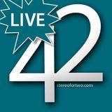 04-2012 - Stereo for Two - Hangar - live-set