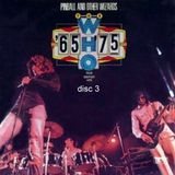 The Who - Disc 3 of Pinball & Other Wizards '65 to '75: Their Greatest Hits [South Africa 1976]