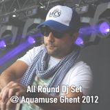 Commercial All Round Mix @ Aquamuse Ghent on 2012-11-03