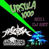 Ursula 1000 Shambhala 2011 DJ Set