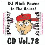 Nick Power - In The House Vol.78