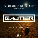Gautier - La musique de la nuit #7 (Slow BPM only)