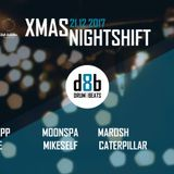 Dohnny Jepp @ Drum8beats Live - X-mas Nightshift 21-12-2017