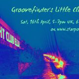 Groovefinder's Warm Up The Club - on starpointradio.com (16th April)
