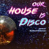 Our House is Disco #410 from 2019-11-01