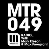 MTR049 with Mark Eteson & Max Freegrant