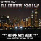 Dj Bobby Skillz - Steppin With Skillz Vol.1