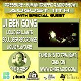 Pressure With Special Guest Ji Ben Gong - Human Traffic Vol.347