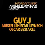 Arisen @ Arenele Romane (warmup for Guy J) (03.12.2016)