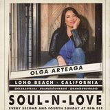 Olga Arteaga (Long Beach, CA) - Soul-N-Love 038 (Live on www.dancegruv.net)