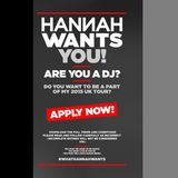 Dj Paul Oakley Club Classics Jacked, Hannah Wants You Dj Competition