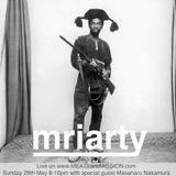 Mriarty W/ Masaharu Nakamura   22/05/16