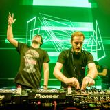 Mefjus b2b Emperor feat. MC Coppa (Critical Music) @ Imagination 2014,PVA EXPO - Prague (28.11.2014)