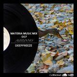 """007 """"AUTUNNO"""" MATERIA Music Mix"""