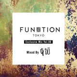 FUNKTION TOKYO Exclusive Mix Vol.80 Mixed By DJ S.U