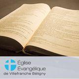 2 Corinthiens 5.16-21 : La réconciliation avec Dieu nous change profondément