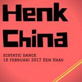 Henk China ||  Ecstatic Dance Den Haag 16 februari 2017