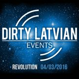 M45 @Dirty Latvian Events: REVOLUTION