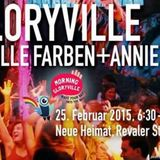 Annie O DJ Set at Morning Gloryville Berlin #3