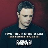 Global DJ Broadcast - Sep 19 2019