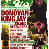 Emma Youth backed by Island Deffenders