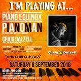 Bac2Basics Presents Piano Equinox : Craig Dalzell Promo Mix