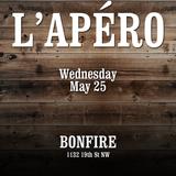 L'Apéro at Bonfire, May 2016
