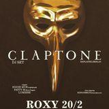 Eddie Mur -Live Mix,party with Claptone,ROXY Prague 20.2.15