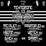 XbonZ Kanibal @ Teknozone 3 Escape Venue Timisoara 04.05.18