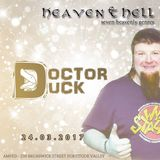 Doctor Duck Live from Heaven & Hell 5 (Seven Heavenly Genres) @Amped Nightclub Brisbane 24.3.2017