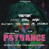 AmirRizzlan - Psydance @ Soju Autocity, Penang (28.04.2018)