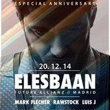 Elesbaan @ Aniversario La Vaca Club 20.12.2014