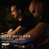 Oxyd invite HXB - 26 Août 2016