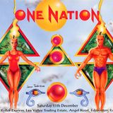 Seduction One Nation 'Under A Groove' Roller Express 11th Dec 1993