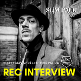 @SlimPaul31  - @FloraDelSol40 - @RadioKC - Paris Interview APRIL 2018