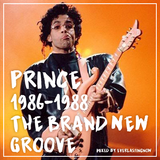 Prince 1986-1988 The Brand New Groove