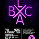 BrettHit @ Black Light Club Atomix, X - Herford