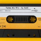 Techno Mix 90's - Dj JamX