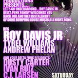 Live @ Delta Funk pres. Let's Go 2-4-12