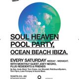 Joey Negro  - Live At Soul Heaven Party, Ocean Beach Club (Ibiza) - 21-Jun-2014