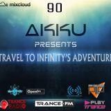 TRAVEL TO INFINITY'S ADVENTURE Episode #90