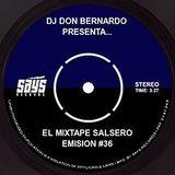 El Mixtape Salsero de Don Bernardo - Emisión 036
