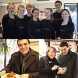 James 'JP' Pearce - Breakfast Week (Eliza's Tea Room at Secretts Milford)