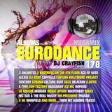 TWC 178 (2014) DJ Crayfish MIX 116 (ALBUMS EURODANCE MEGAMIX VOL.2)