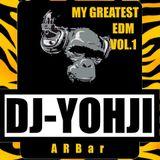 DJ YOHJI MY FAVORITE MIX