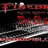 Firebrand Rock Radio Chart Show Nov 1st with Gary Hughes & a new TEN track Plus Saracen !