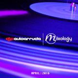 Paulo Arruda Mixology Radio FM 107.5 Yeah! | April 2016