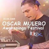 Oscar Mulero - Live @ Awakenings Festival, Holanda (15.05.2005)