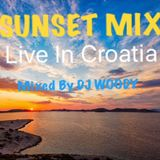 SUNSET MIX Live In Croatia Mixed By DJ WOODY