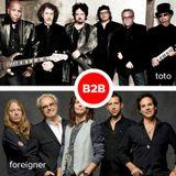 Back 2 Back 01:  Toto vs Foreigner